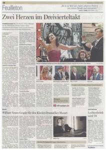 Elisabeth Jahrmann Matinée 18.8.2014, Coburger Sommeroperette, Waldbühne Heldritt